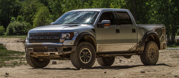 2013 Ford SVT F-150 Raptor