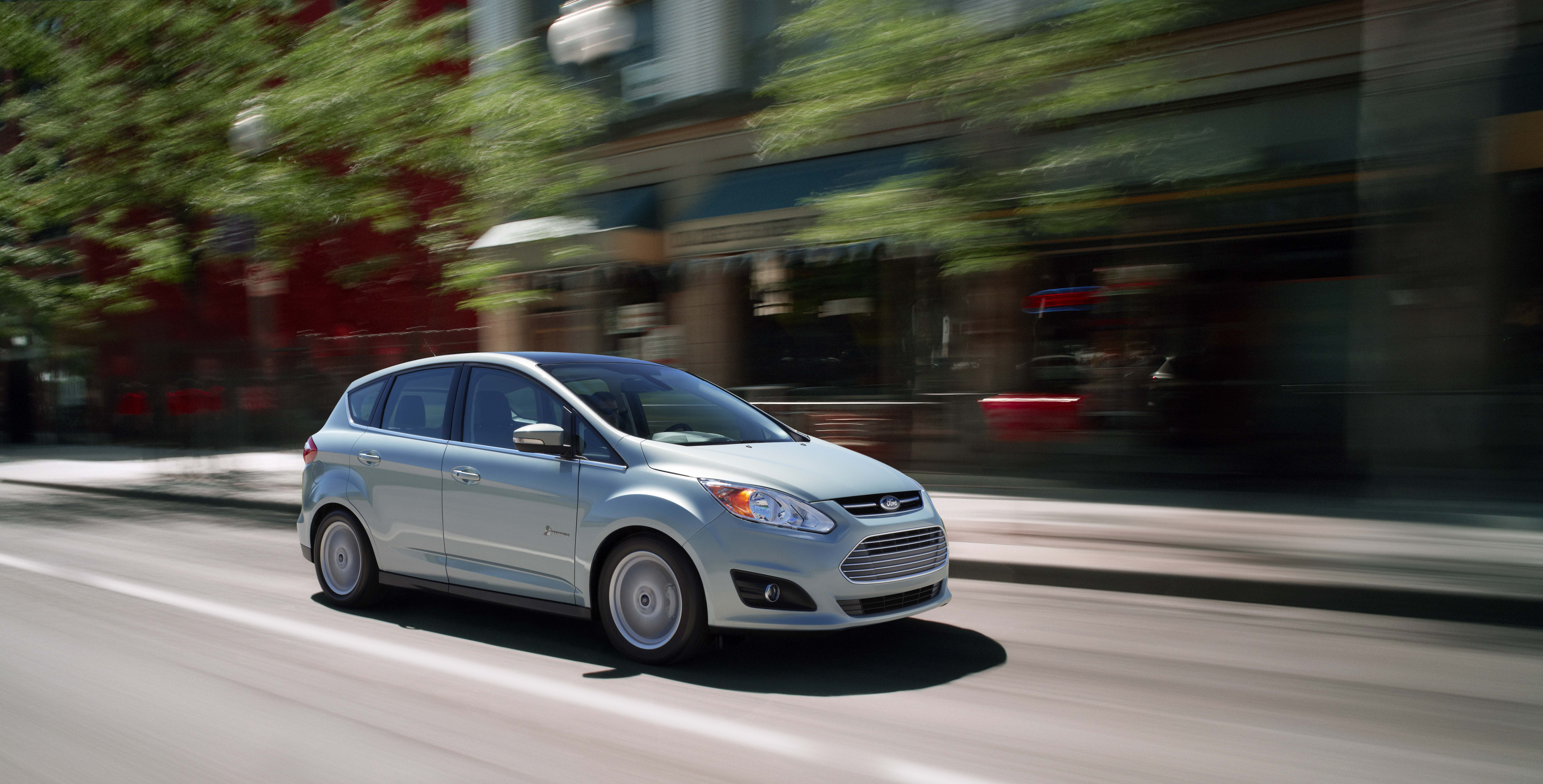 "The Ford C-Max, one of Kbb's ""Top 10 Fuel Efficient Cars of 2013"""