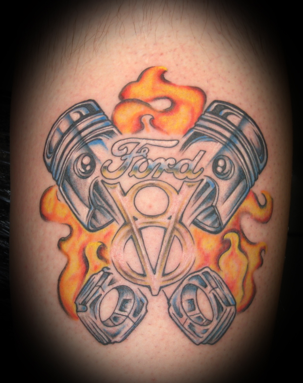 ford mustang logo tattoo. companies that inspires u201csuperfansu201d people who wonu0027t drive any vehicle doesnu0027t sport the blue oval come from a long line of ford owners mustang logo tattoo