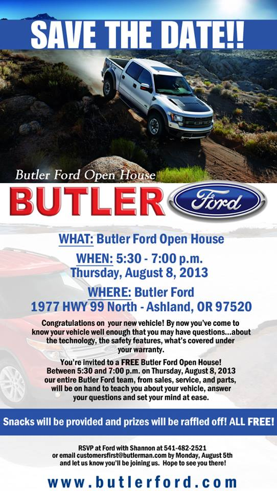 Ford Open House