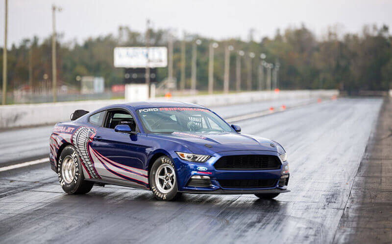 Holy Horsepower Batman – Ford's 1,000 HP 2016 Cobra Jet Mustang ...