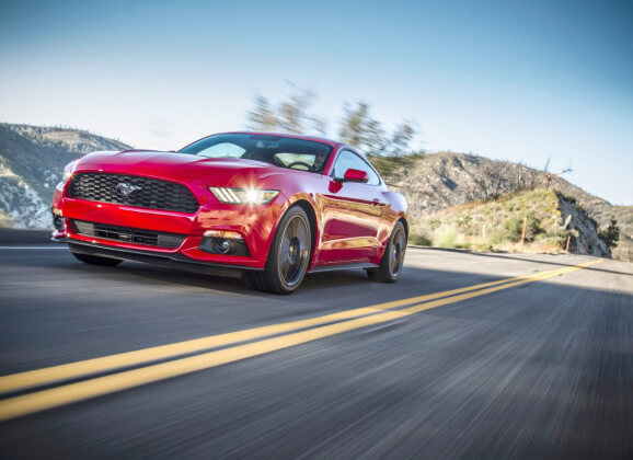 5 Things to Know About the New Ford Mustang