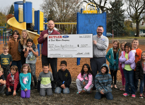 Talent Boys & Girls Club Benefits from Ford's Focus on Child Hunger Program